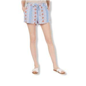 Be Bop Juniors' Soft Shorts Baby Blue/blush